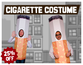 Cigarette Butt Costume